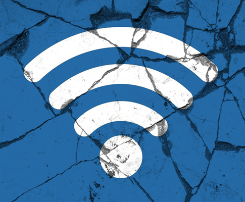 Cracked Wifi