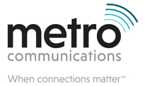 Metro Communications Logo