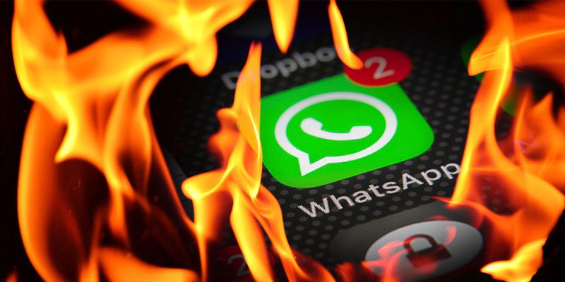 Latest WhatsApp hack highlights dangers of using consumer-grade (free) apps for business