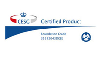 Awarded CESG CPA Certification