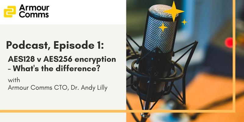 AES-128 and AES-256 encryption v Quantum Computing